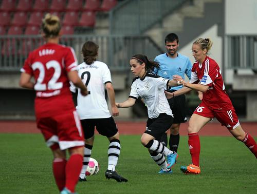 FSV Hessen Wetzlar - 1. FFC Frankfurt am 24.07.2015